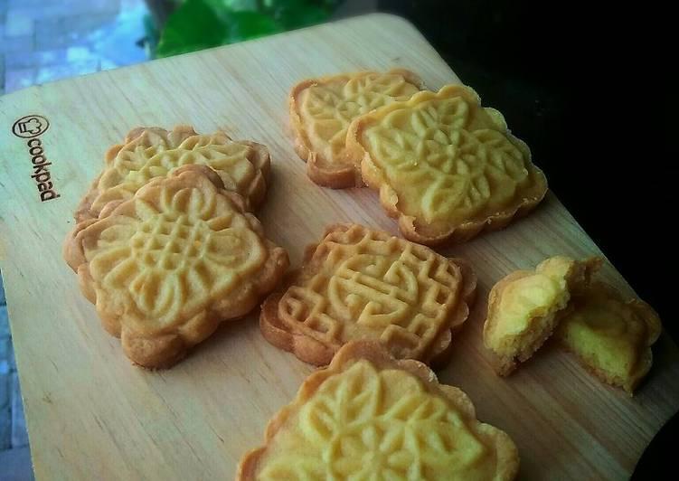 Resep Cookies Santan