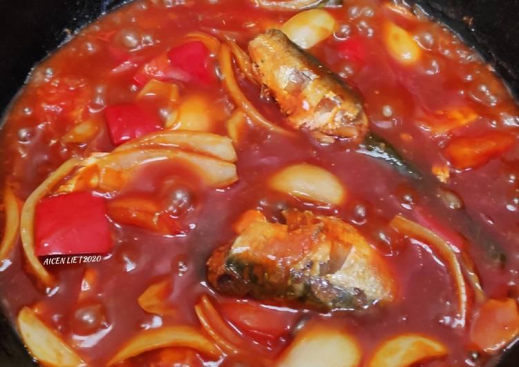 Resep Ikan Sarden