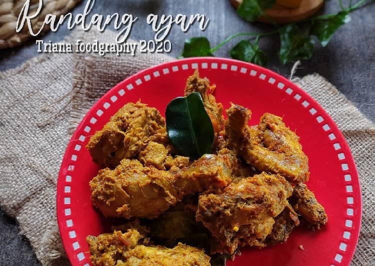 Resep Randang Ayam