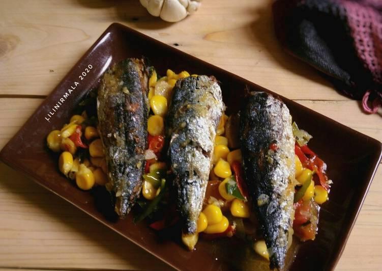 Resep Tumis Ikan Cue Jagung Manis