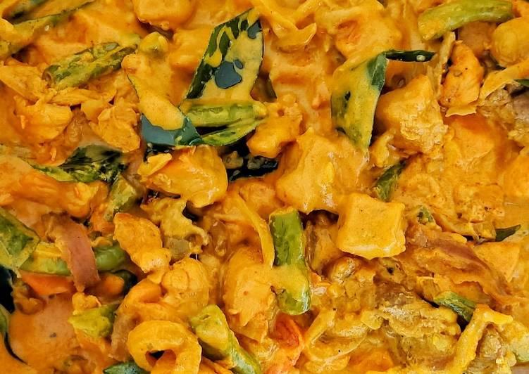 Resep Curry Butter Chicken