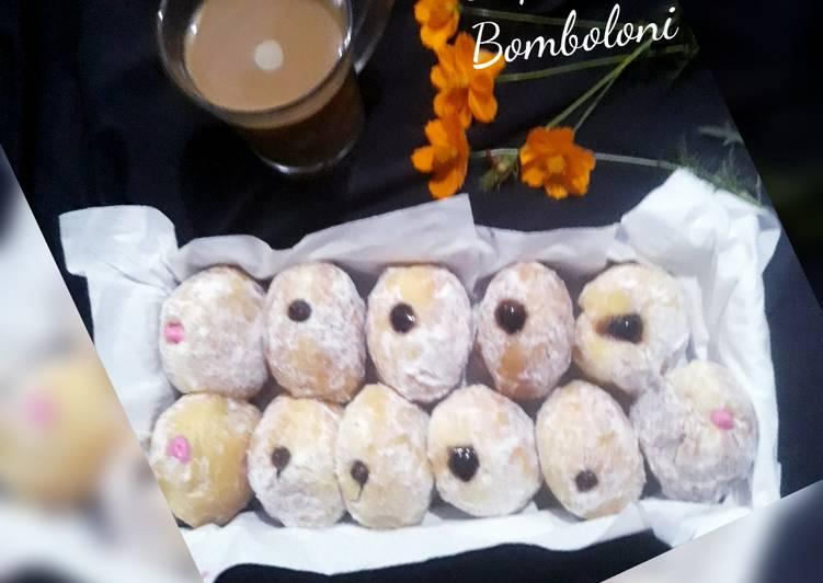 Resep Bomboloni