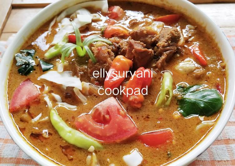 Resep Tongseng Daging Kerbau Plus Nanas Yummy Sedap dan Segar