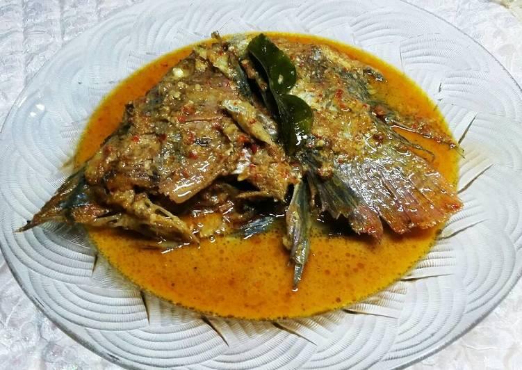 Resep Mangut Ikan Nila
