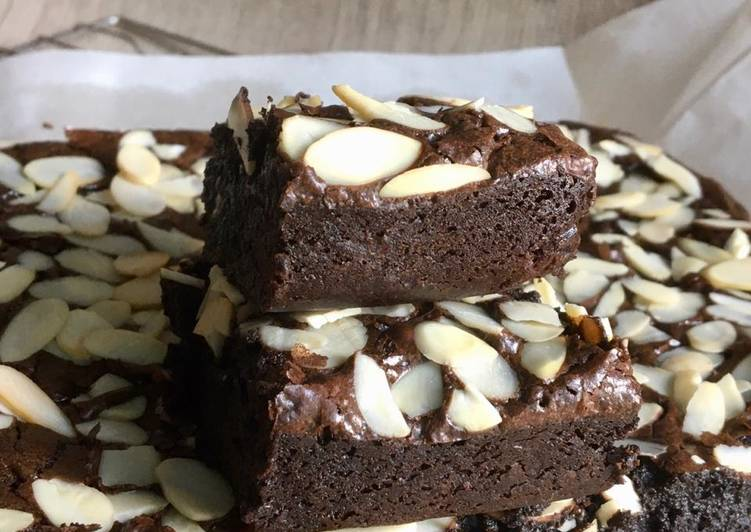 Resep Shiny Fudgy Brownies