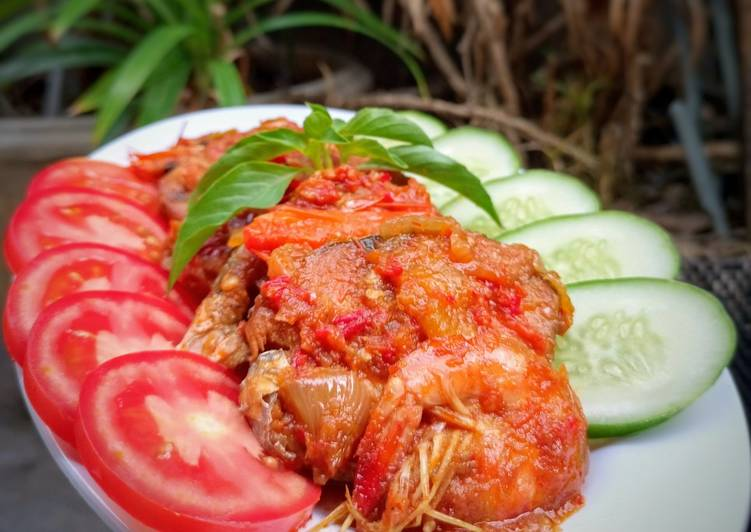 Resep Sarden Ikan Tongkol Udang