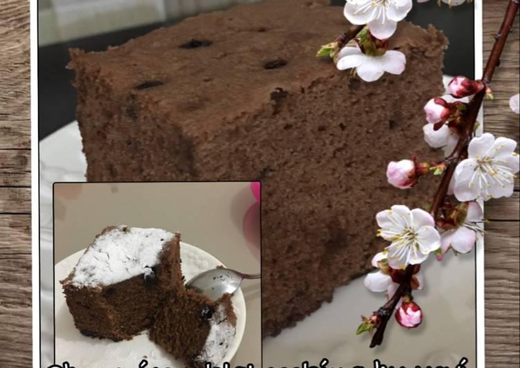 Resep Brownies coklat no dcc