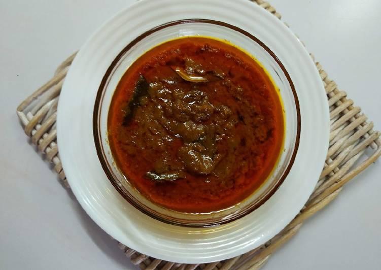 Resep Sambal Siomay