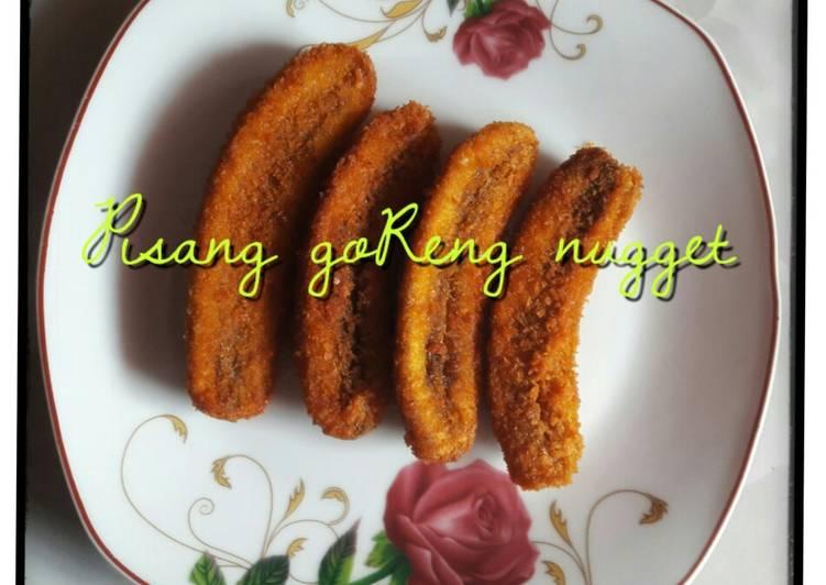 Resep Pisang goReng nugget