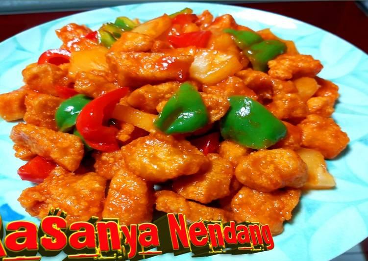 Resep Ayam Fillet Asam Manis