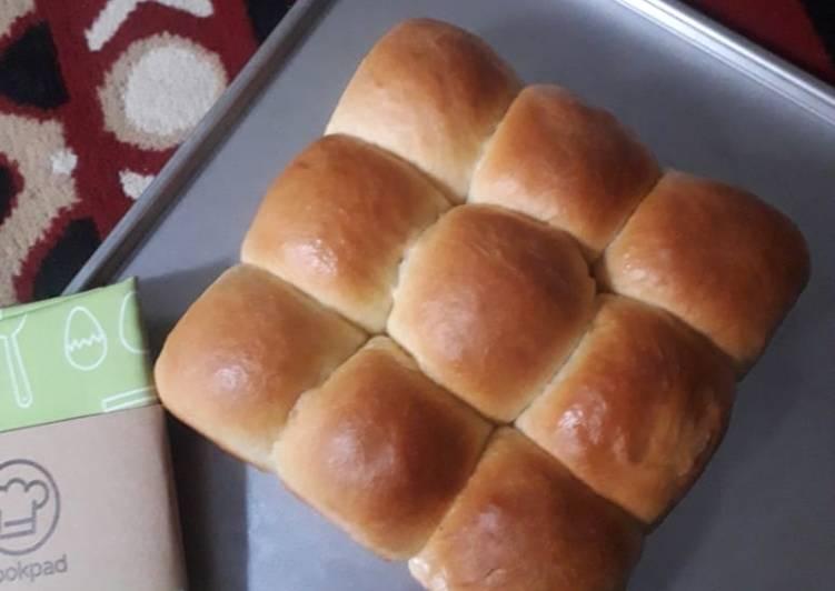 Resep Roti kasur keju dan choco chip