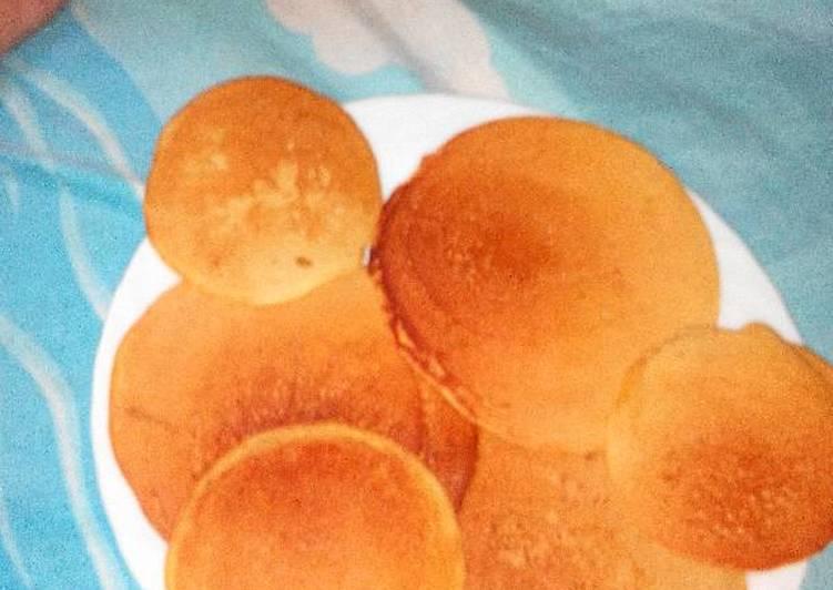 Resep Eggless Dorayaki No Mixer
