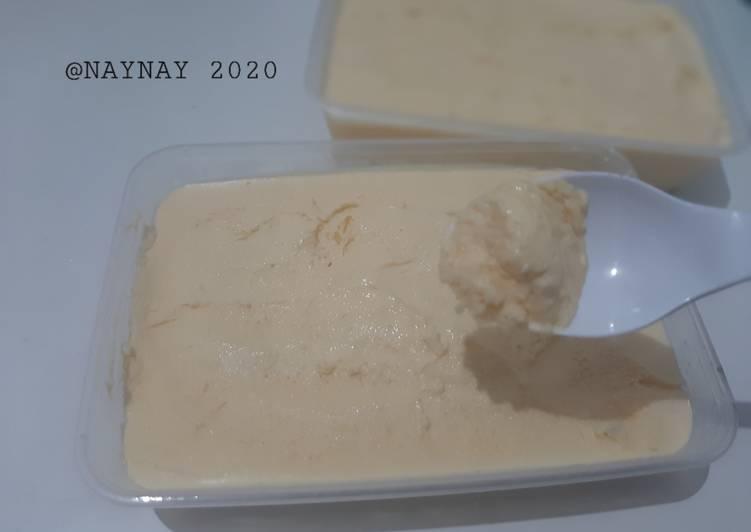 Resep Ice Cream Nutrisari