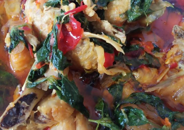 Resep Ayam rica kemangi