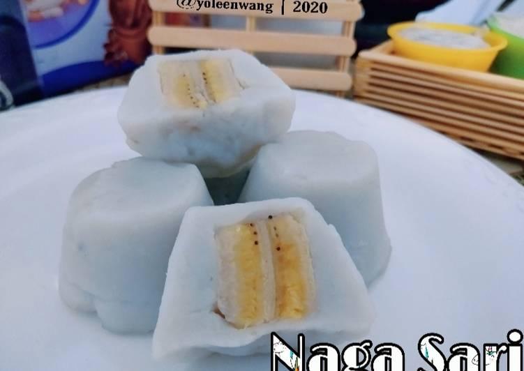 Resep Naga Sari (tanpa daun pisang)