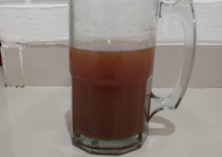 Resep Minuman Rempah Kesehatan