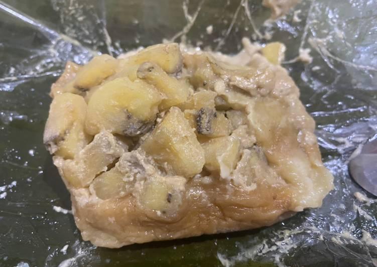 Resep Nagasari Roti Tawar