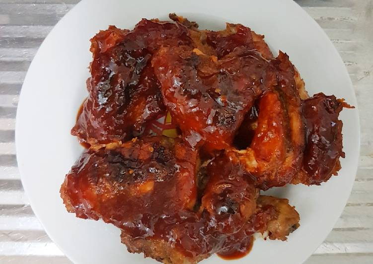 Resep Ayam Panggang Khas Banjar
