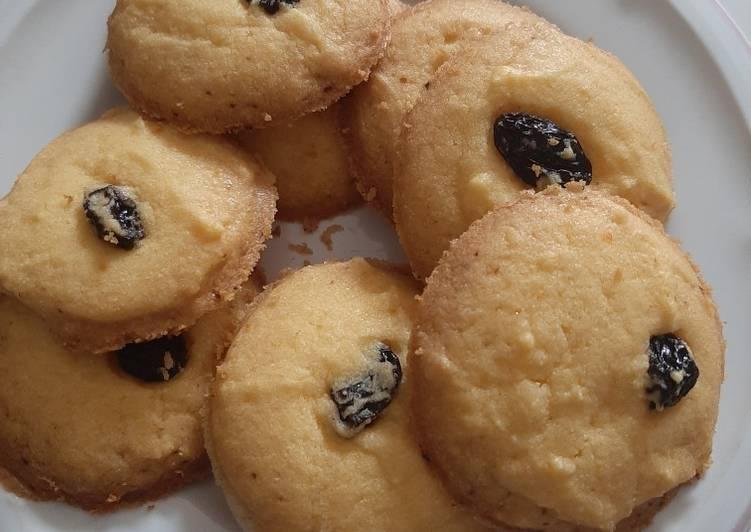 Resep Nutrisari Cookies (Rasa Jeruk)