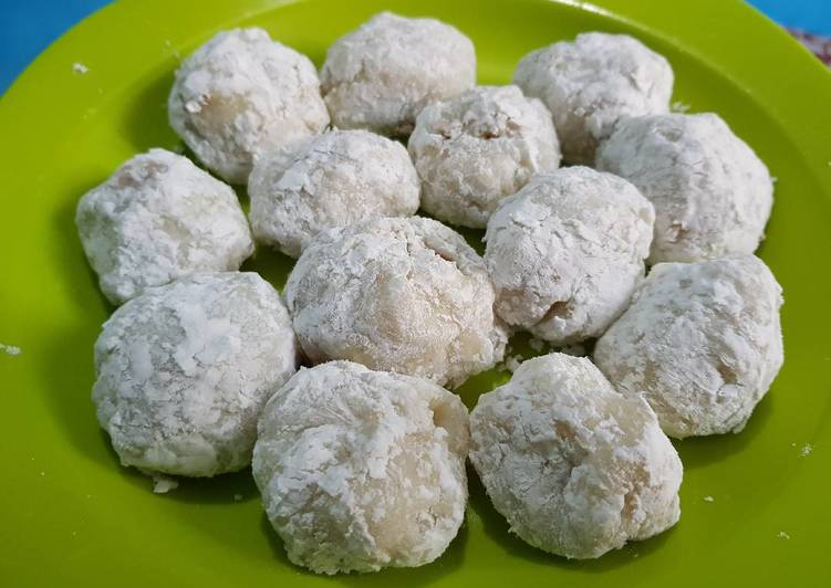 Resep Mochi Kacang