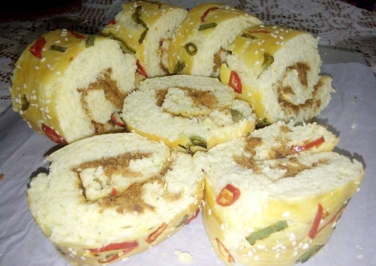 Resep Floss Roll Bread