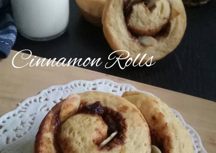 Resep Cinnamon Rolls