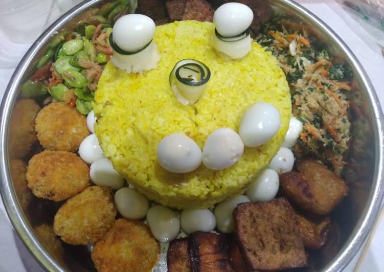 Resep Nasi Liwet Kuning
