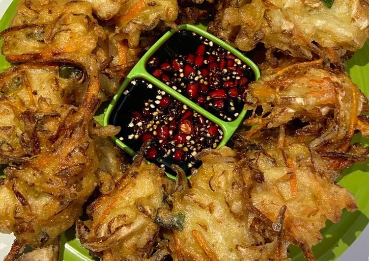 Resep Bakwan sayur (bala-bala)