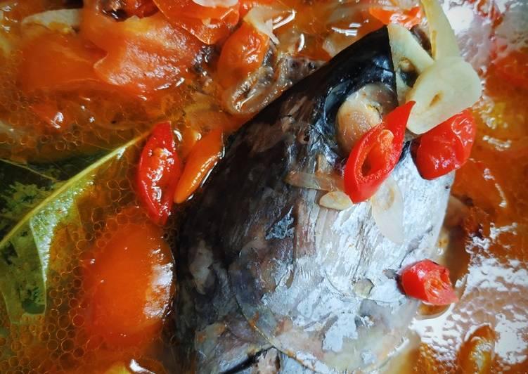 Resep Asem-asem kepala ikan