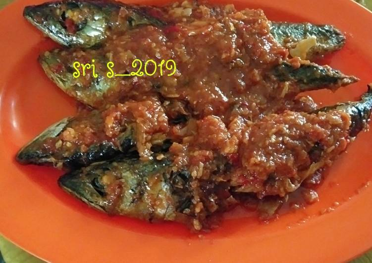 Resep Ikan Keranjang Saos Tomat