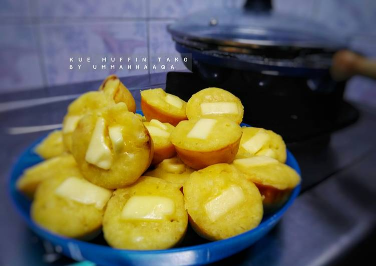 Resep Kue Muffin Tako