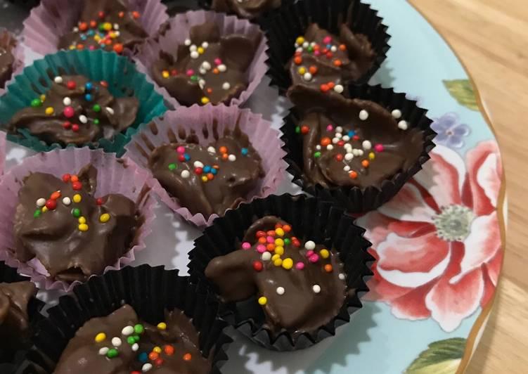 Resep Cornflakes Choco Chip Mudah Banget #homemadebylita #SiapRamadan