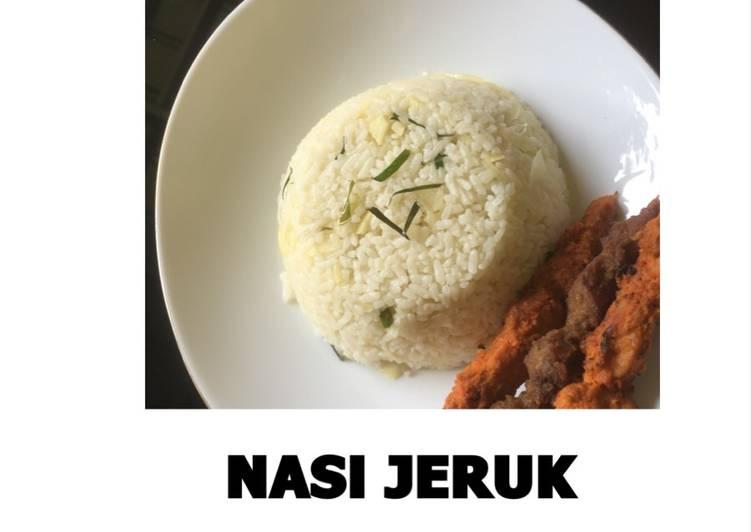 Resep Nasi jeruk