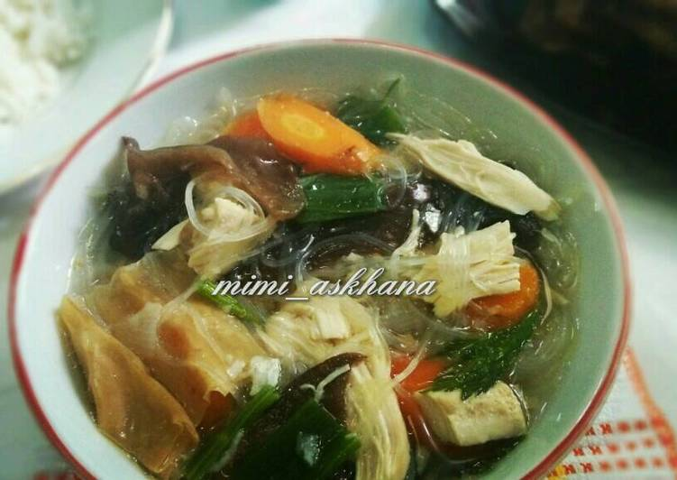 Resep Sup Kimlo