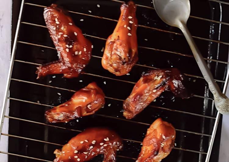 Resep Chicken Wings ala Pizza Hut