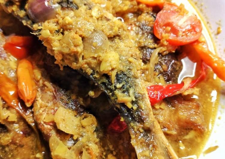 Resep Ikan Pisang-pisang Kuah Kuning