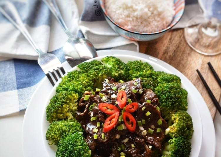 Resep Beef Broccoli Stew