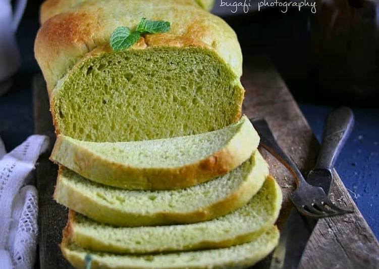 Resep Hokkaido milky bread