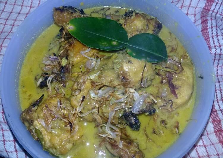 Resep Ayam Lodho Istimewa