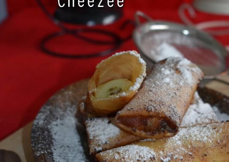 Resep Simple Pisang Aroma Cheezee