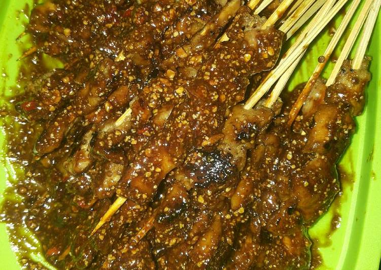 Resep Sate Ayam Madura Teflon Ala Q