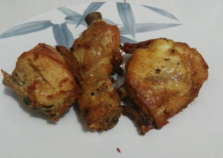 Resep Ayam Goreng Rempah