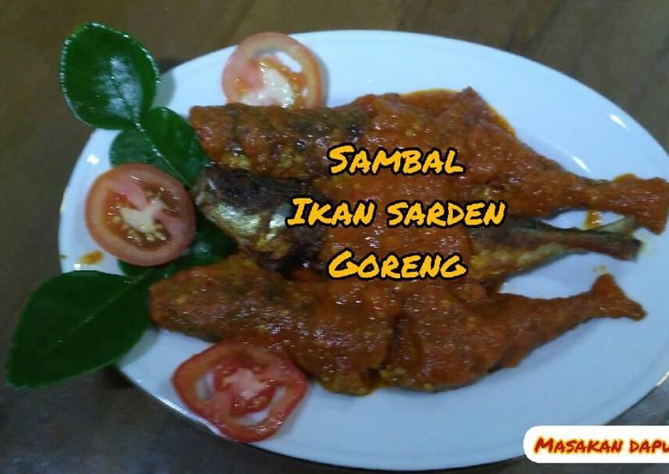 Resep Resep Sambal Ikan Goreng Sarden