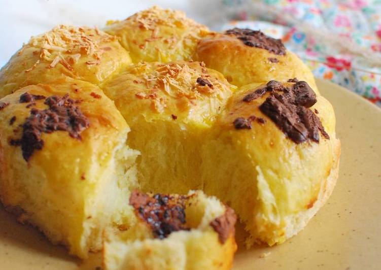 Resep Roti Sobek no Ulen