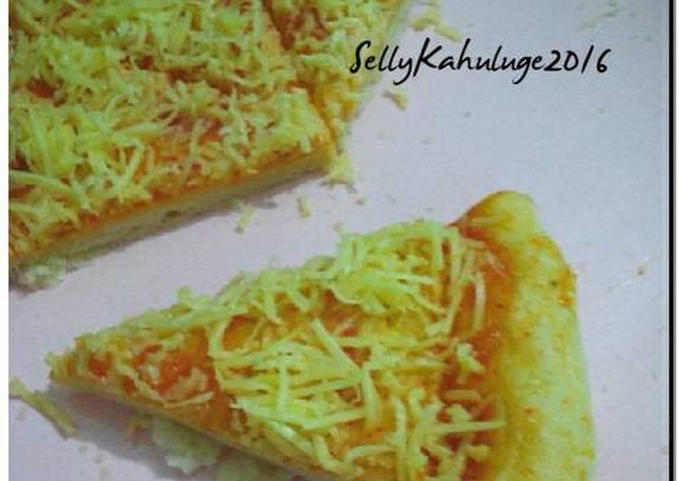 Resep Pizza Minimalis