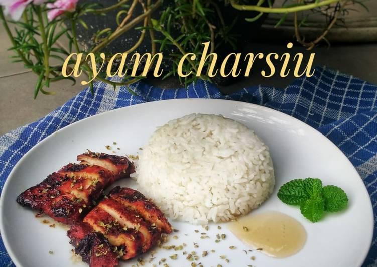 Resep 1.Charsiu Ayam