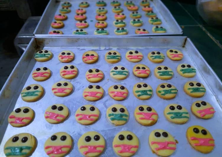 Resep Kue Kering Masker