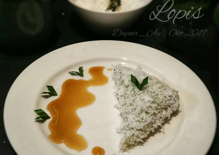 Resep Lopis