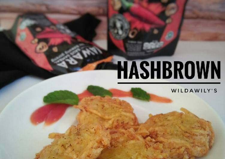 Resep Hashbrown (another style)