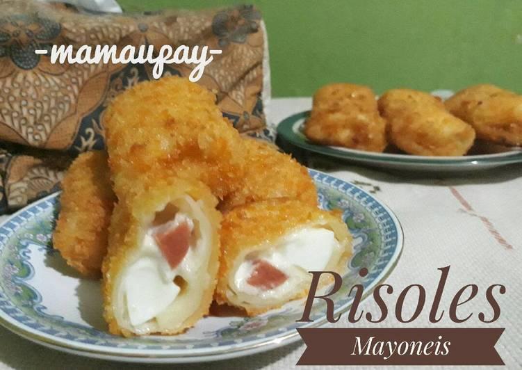 Resep Risoles Mayoneis